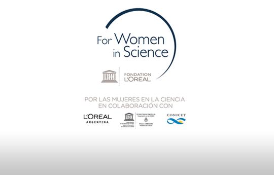 Premio L'Oreal UNESCO 2013