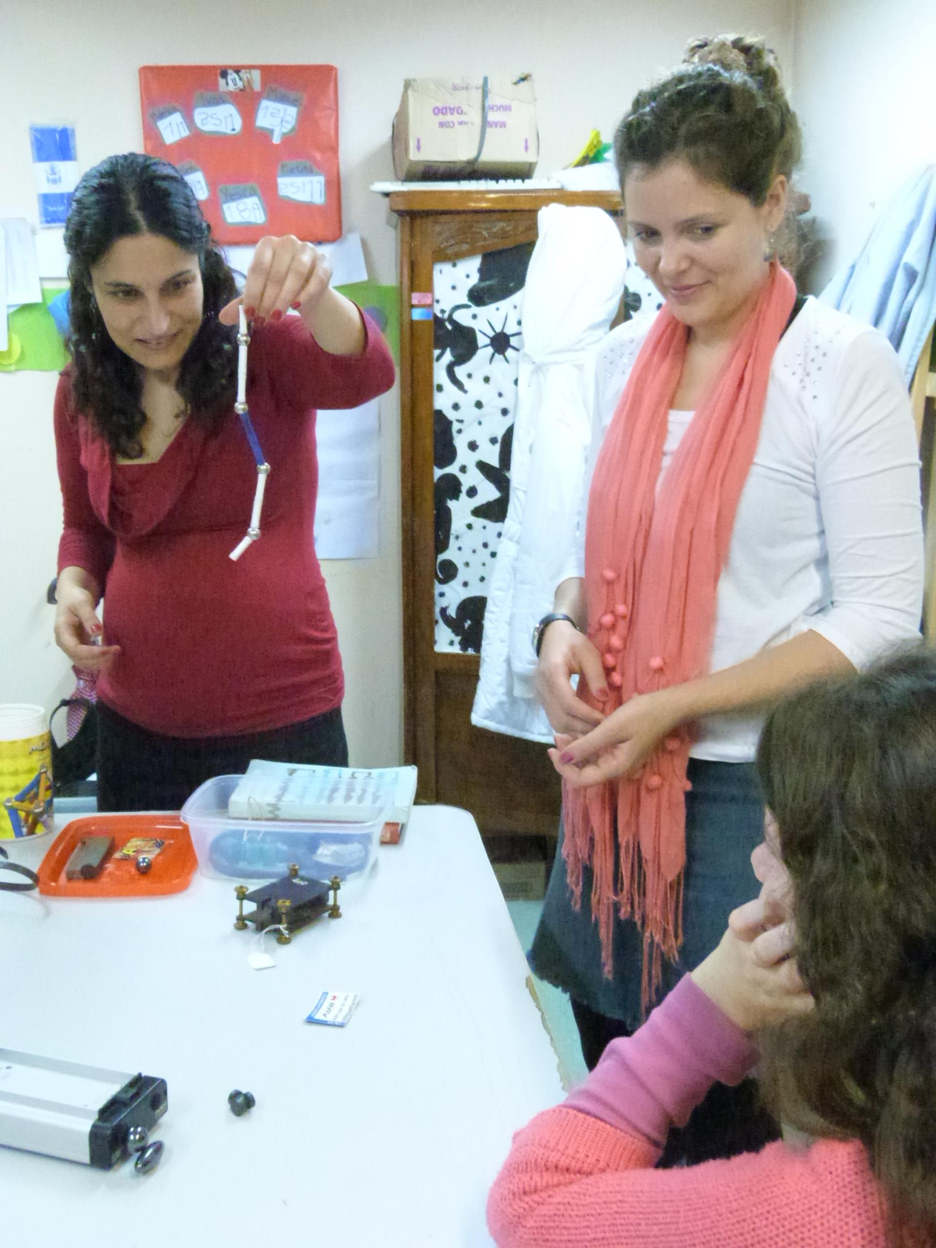 Visita a Escuela María Montessori (2)