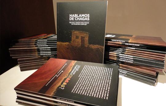 Libro Hablemos de Chagas