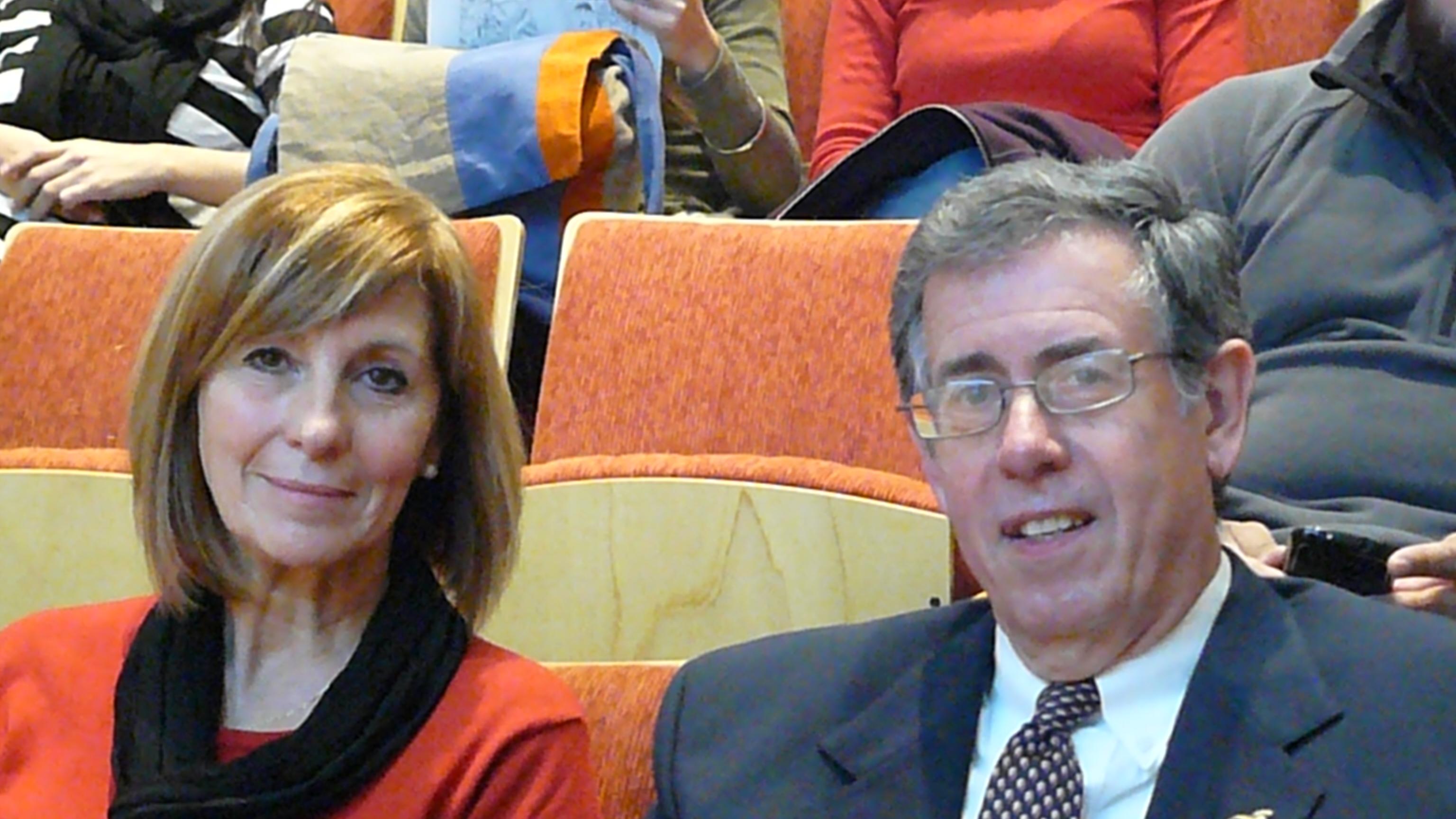 Pilar Peral García y Luis Epele