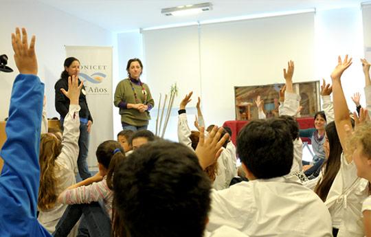 Alumnos de La Plata hablaron de Chagas