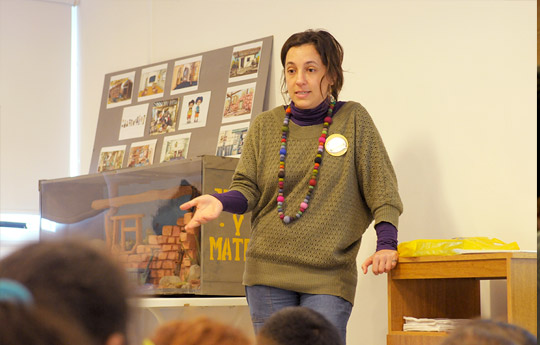 Doctora Mariana Sanmartino