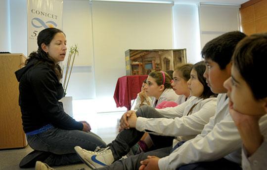 Jornadas sobre Chagas en el CONICET La Plata