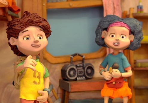 Juana y Mateo