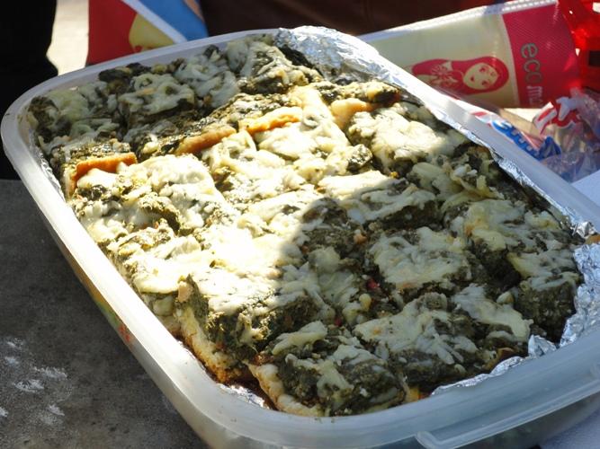 Tarta de queso y malezas