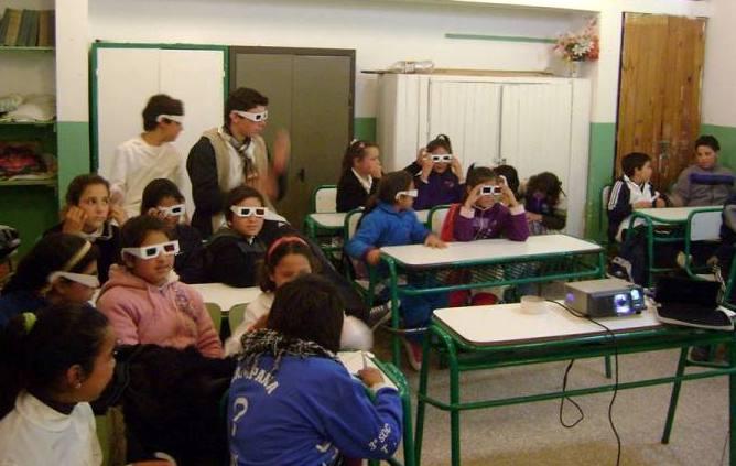 Visita de investigadores platenses a Entre Ríos