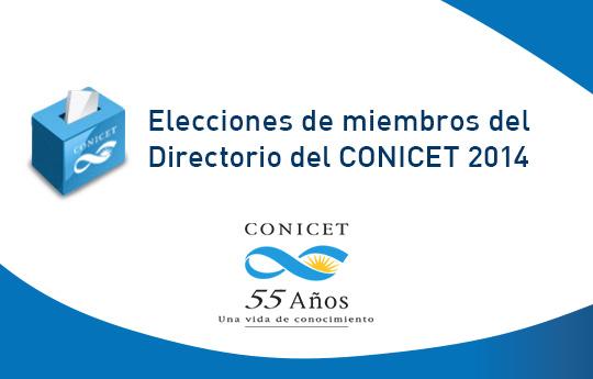 Elecciones-CONICET-2014
