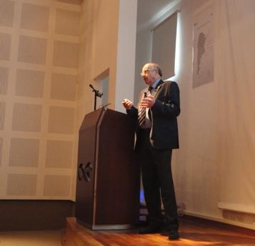 Peter Jenni en La Plata 2