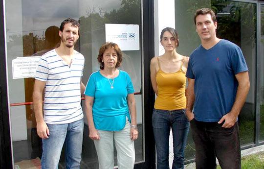 Pablo-Fernandez-Maria-Elisa-Martins-Maria-Celeste-Dalfovo-y-Francisco-Ibañez