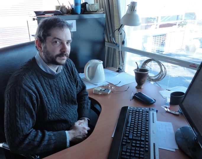 Doctor Tomás Grigera