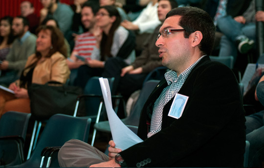 Doctor Omar Azzaroni