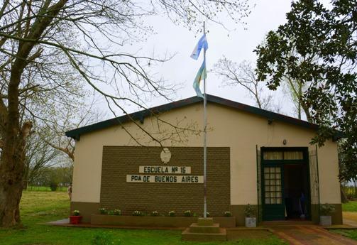 Escuela Nº15 Ranchos