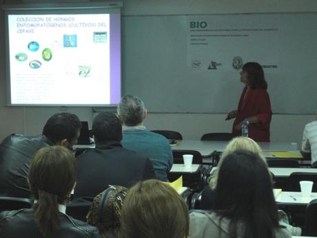 Jornada de Biocontroladores