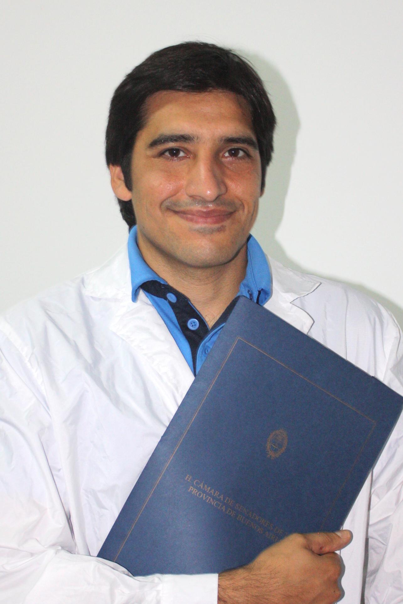Doctor Mario Perelló