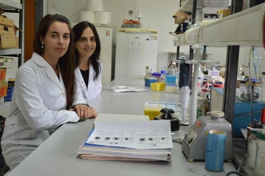 Sheila Ons y Natalia Capriotti