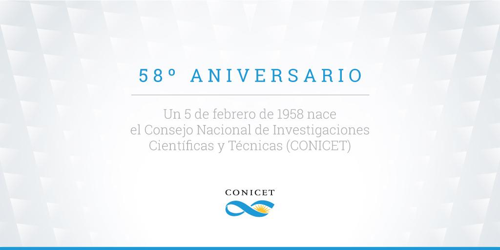 58-Aniversario-CONICET