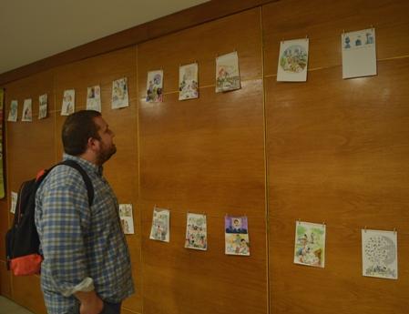 Muestra de ilustraciones