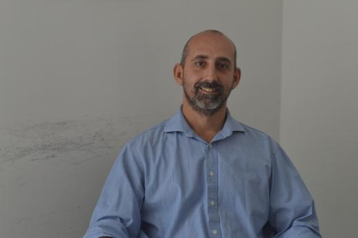Pablo Arnal, investigador del CETMIC impulsor del proyecto