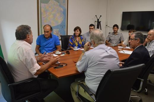Reunión entre CONICET y ministro de Ciencia PBA