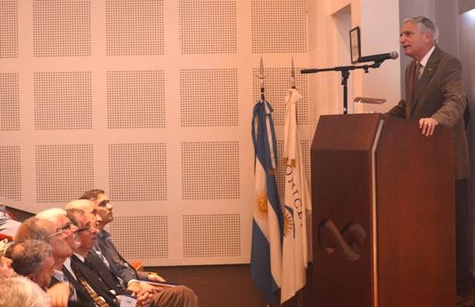Carlos Rapela discurso