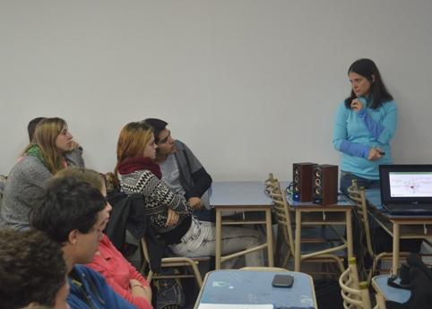 Charla en el Bachillerato (4)