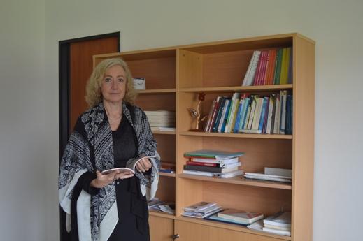 Doctora Gloria Chicote, directora del IdIHCS. FOTO CONICET Fotografía