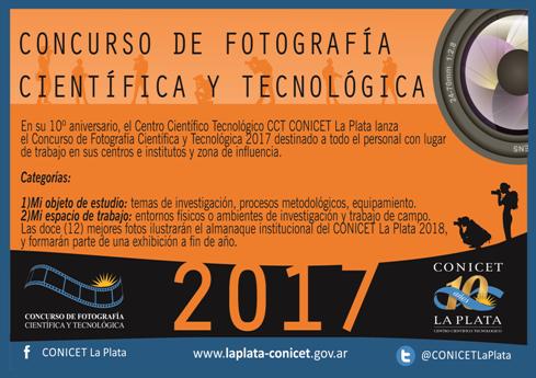 Concurso de Fotografía Científica y Tecnológica 2017