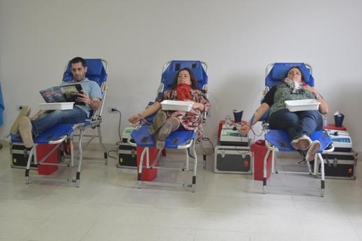 VI Jornada de Sangre del CONICET La Plata (1)