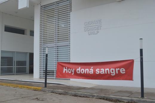 VI Jornada de Sangre del CONICET La Plata (2)