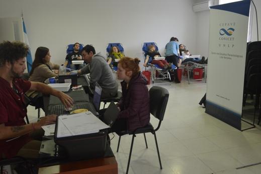 VI Jornada de Sangre del CONICET La Plata (4)