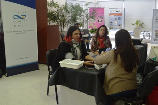 VI Jornada de Sangre del CONICET La Plata (5)