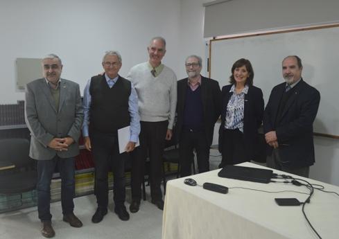 Tocho - Cabal - Della Védova - Naón - Peral García - Perdomo