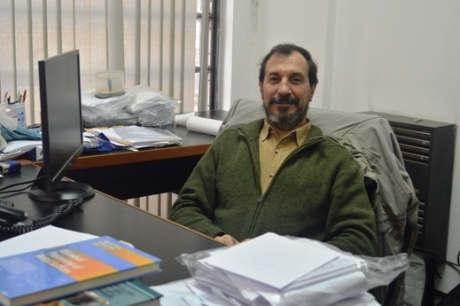 Edgardo Donati, director del grupo
