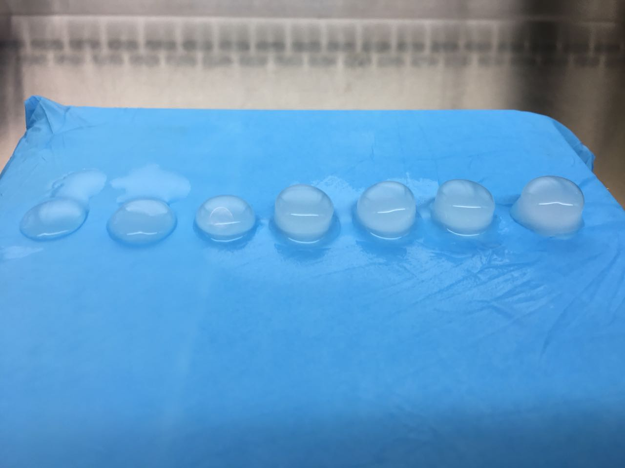Parches de celulosa. FOTO Gentileza investigadores