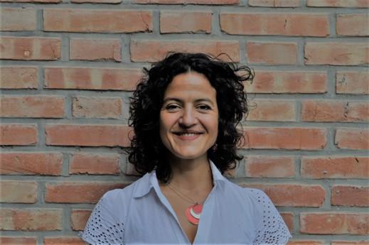 Guadalupe Vizoso Pinto. FOTO Gentileza investigadora