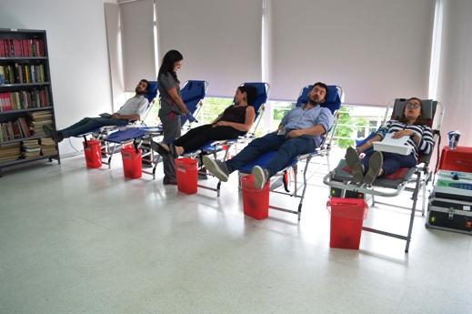 Culminó la séptima colecta de sangre del CONICET La Plata (1)