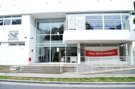 Culminó la séptima colecta de sangre del CONICET La Plata (2)