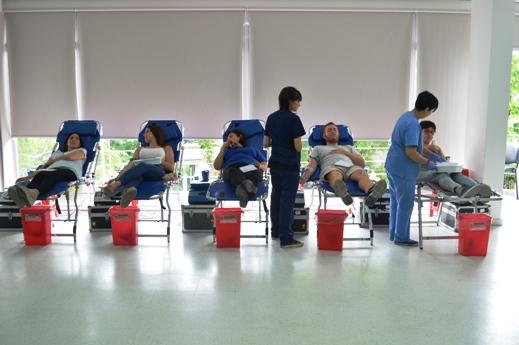 Culminó la séptima colecta de sangre del CONICET La Plata (4)