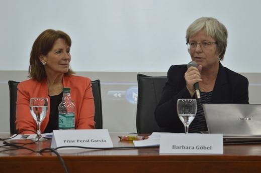 El CONICET La Plata participa de un taller internacional sobre desigualdades sociales (1)