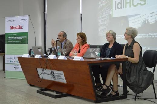 El CONICET La Plata participa de un taller internacional sobre desigualdades sociales (2)