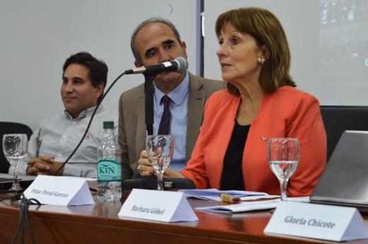 El CONICET La Plata participa de un taller internacional sobre desigualdades sociales (3)