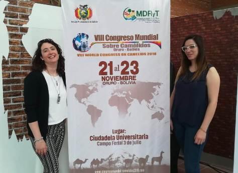 Foto VIII Congreso Mundial de Camélidos