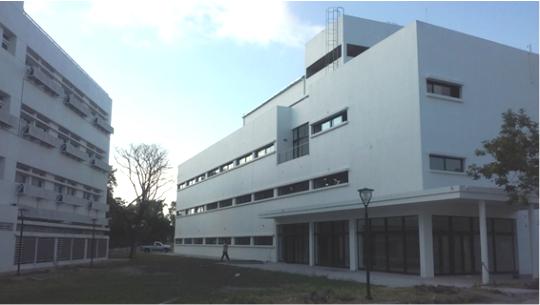 Edificio nuevo IIFP